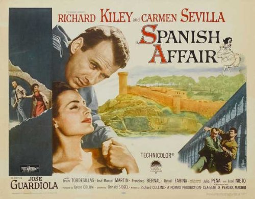 Movie Posters in Spanish Spanish Affair Poster Movie 11