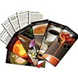 Coffee: Boxed Reference Deck--Single Copy: The World's Great Recipes, Stories and Histories ~ Ghigo Press