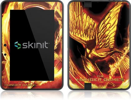 Skinit The Hunger Games Mockingjay Vinyl Skin for Amazon Kindle Fire HD 7