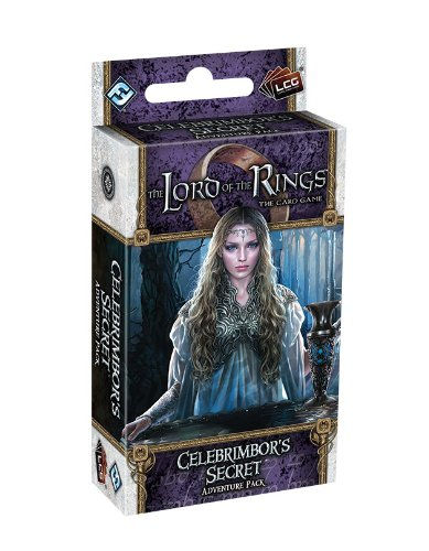 Lord of the Rings LCG: Celebrimbor's Secret Adventure Pack - 1