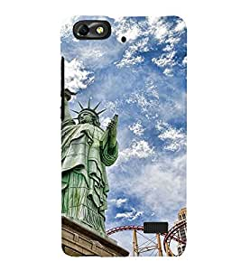 EPICCASE Fun In US Mobile Back Case Cover For Xiaomi Redmi Mi4c (Designer Case)