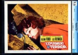 EXPERIMENT IN TERROR-LEE REMICK-GREAT IMAGE-NM-CGC 9.6 LOBBY CARD NM