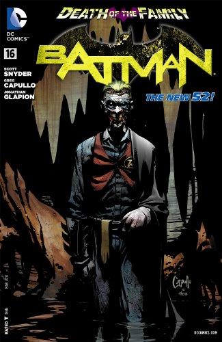 Scott Snyder - Batman (2011- ) #16 (Batman (2011-))
