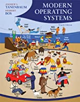 Modern Operating Systems, 4th Edition Front Cover