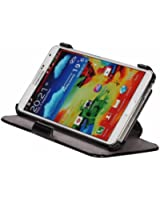 EasyAcc® Samsung Galaxy Note 3 Flip Leather Case  Protector Cover with Stand For Samsung galaxy note N9000 N9005  smartphone phone Accessories(PU Leather, Black)