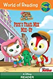 World of Reading Sheriff Callie's Wild West:  Peck's Trail Mix Mix-Up: Level Pre-1 (Disney Storybook (eBook))