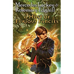 A Host of Furious Fancies by Mercedes Lackey and Rosemary Edghill