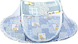 Gaorui Children Baby Cartoon Form Mosquito Net in Bed New 2013 Multi-functional Foldable - Blue