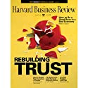 Harvard Business Review, June 2009  by Harvard Business Review Narrated by Todd Mundt