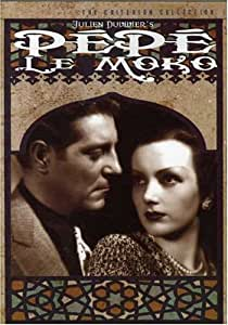 Pepe Le Moko (The Criterion Collection)