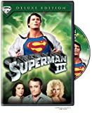 Superman III DVD