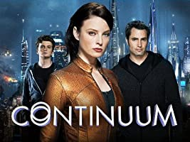 Continuum Season 3 [HD]