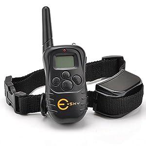 Remote Vibrating Dog Collar No Shock