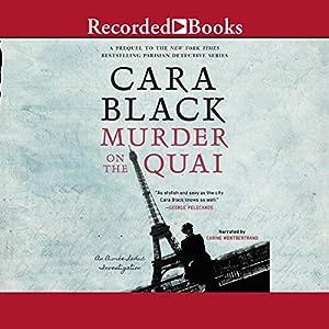 Murder on the Quai Audiobook