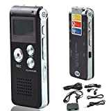 ZGY digital voice recorder 8 GB MP3 Player