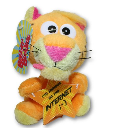 "Bobbin Buddies Plush Novelty Toys - ""I'm Famous on the Internet"" - 1"