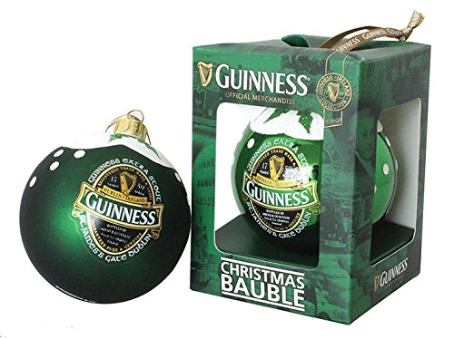 guinness-irland-christbaumkugel-weiche-glanz