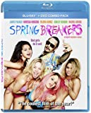 Spring Breakers [Blu-ray + DVD] (Bilingual)