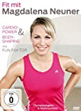 Fit mit Magdalena Neuner - Cardio-Power & Bodyshaping mit Fun Faktor