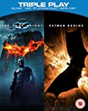 Batman Begins/the Dark Knight [Blu-ray]