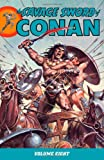 img - for The Savage Sword of Conan Volume 8 book / textbook / text book