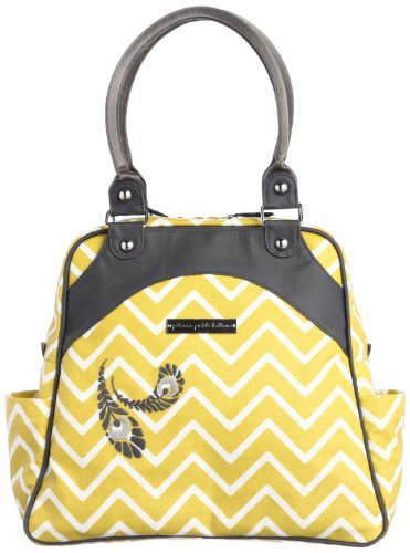 Petunia Pickle Bottom **NEW FALL 2013** Sashay Satchel- Sunshine in Scandinavia