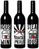 House Wine Easy Drinking Reds Mixed Pack, 3 x 750mL
