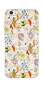 Go Hooked Designer Soft Back cover for Xiaomi Mi 5 + Free Mobile Stand (Assorted Design)