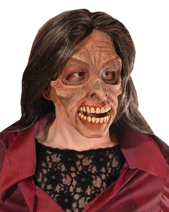 Costumes For All Occasions 8005BS Mrs. Living Dead Latex Mask