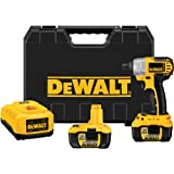 DEWALT DC827KL 18-Volt 1/4-inch Lithium Ion Impact Driver Kit with NANO Technology ~ DEWALT