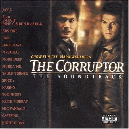 The Corruptor: The Soundtrack by Carter Burwell, Junior Cyrus Baron and Various Artists
