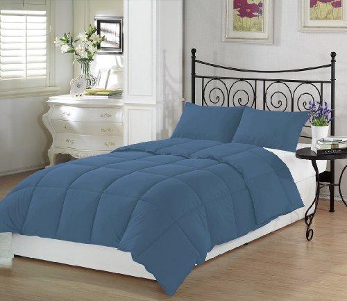Denim bedding sets and bedroom decor xpressionportal for Denim bedroom ideas