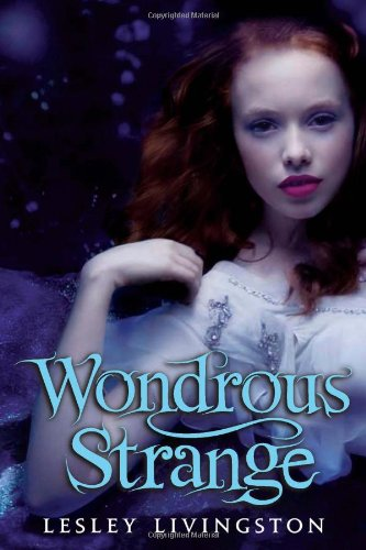Cover of Wondrous Strange (Wondrous Strange (Quality))