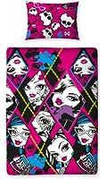 Monster High parure de lit Skullette 2013