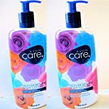 Avon Care Rich Moisture Face, Hand & Body Lotion with Pump 2 x 750 mls