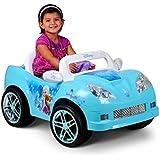 Disney Frozen Convertible Car 6-Volt Battery-Powered Ride-On