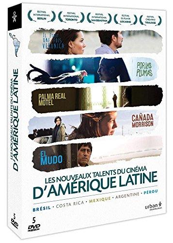 Nouveaux talents du cinéma d'Amérique Latine : Cañada Morrison + Palma Real Motel + Il était une fois Veronica + Por las plumas + El mudo [Edizione: Francia]