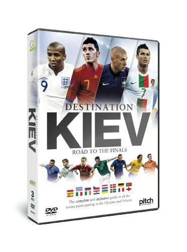 Destination Kiev - Road to the Finals [DVD]