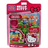 Hello Kitty Mega Bloks Set #10923 Flower Garden