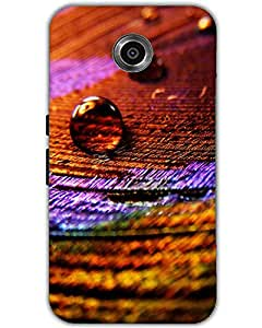 Nexus 6 back cover Designer High Quality Premium Matte Finish 3D Case