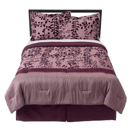 twilight bedding set purple bella swan movie comforter fits queen