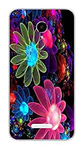 UPPER CASE™ Fashion Mobile Skin Vinyl Decal For Micromax Canvas Doodle 4 Q391 [Electro...