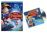 Pinocchio (2-Disc 70th Anniversary Platinum Edition) with Bonus Music CD