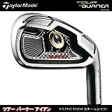 TaylorMade(テーラーメイド) TOUR BURNER アイアン NS PRO 950GH スチールシャフト装着 6本セット(#5?PW) R