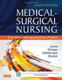 img - for Medical-Surgical Nursing: Assessment and Management of Clinical Problems, Single Volume, 9e (MEDICAL SURGICAL NURSING (LEWIS)) book / textbook / text book