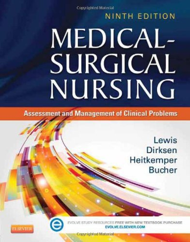 Medical-Surgical Nursing: Assessment and Management of Clinical Problems, Single Volume, 9e