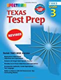 Spectrum State Specific: Texas Test Prep, Grade 3 (0769630235) by Spectrum