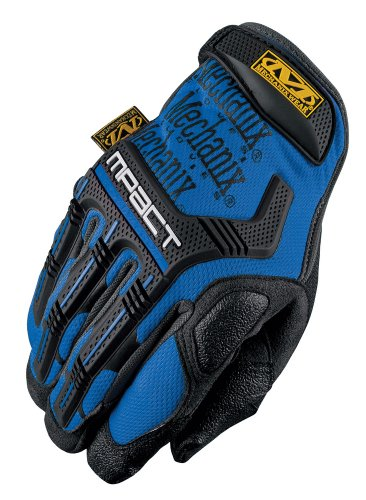 Mechanix Wear MPT-03-011 M-Pact Blue X-Large Gloves