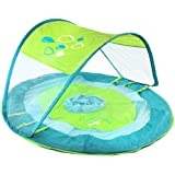Swimways Baby Spring Float Canopy Whale - Solid