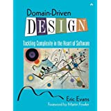 Domain-driven Design: Tackling Complexity in the Heart of Softwareby Eric Evans
